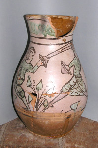 Brocca Medievale Acquapendente