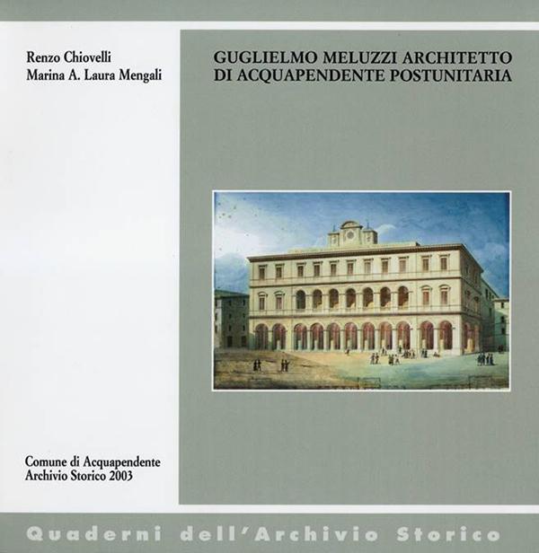 Copertina Quaderni dell'Archivio Storico